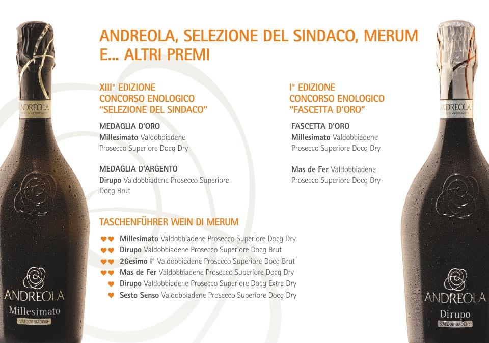 Selezione del Sindaco, Merum, Fascetta d'Oro 2014