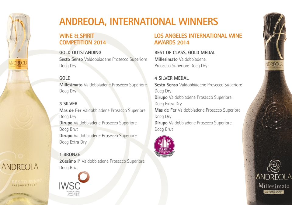 Wine & Spirit Competition e Los Angeles International Wine Awards 2014
