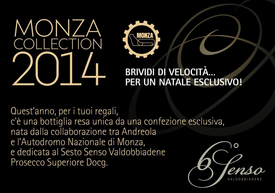 Monza Collection 2014: il regalo di Natale esclusivo