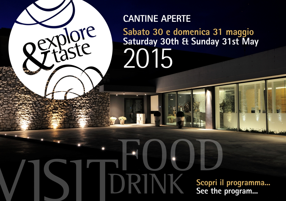Andreola vi invita a Cantine Aperte 2015